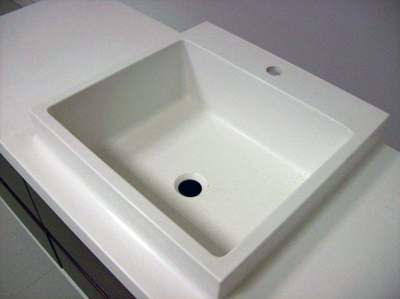 Lavabo Corian