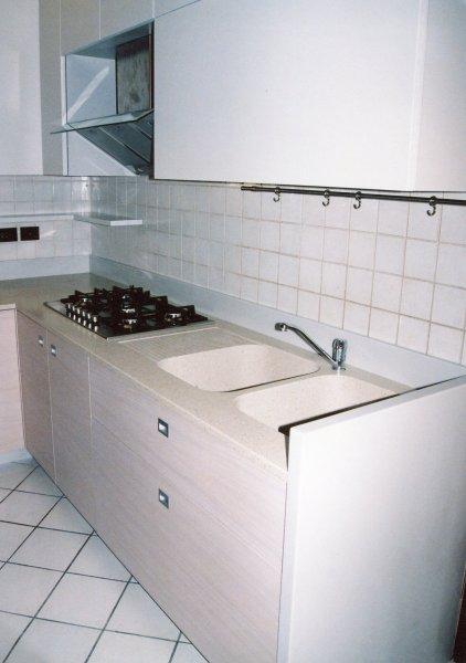 Cucina Legno Corian